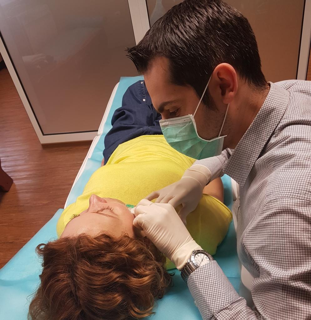 Жуведерм VOLITE подобрява качеството на кожата до 6 месеца