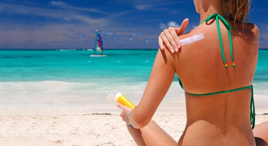 Как слънцето влияе на кожата ни